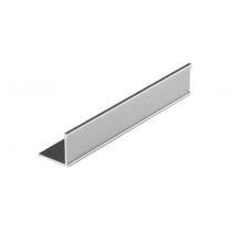 Kątownik K2 DECOR aluminium 3m