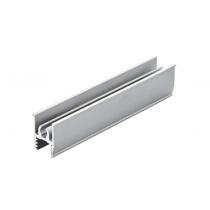 Listwa pozioma górna DECOR aluminium 3m SEVROLL