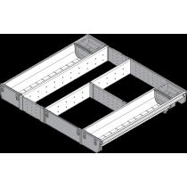 BLUM Orgaline 60x450 wkład na sztućce (ZSI.60VUI4)