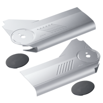 BLUM Aventos HL zaślepka szara 20L8000.01
