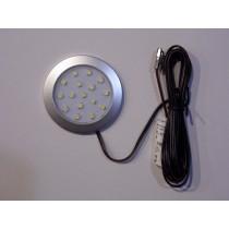 Oprawa LED ORBIT 1,5W biała ciepła