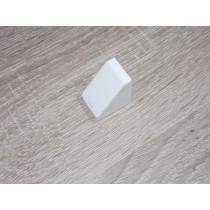 Kątownik montażowy pojedynczy kolor biały