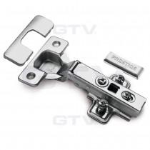Zawias GTV hydrauliczny KR0 prosty + prowadnik