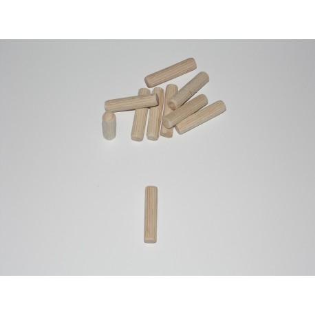 Kołek meblowy, stolarski 10x35