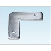 Kątownik do ramki aluminiowej NR1